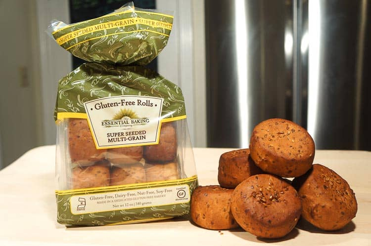 Gluten-Free Product Review: Essential Baking Super Seeded Multi-Grain Rolls