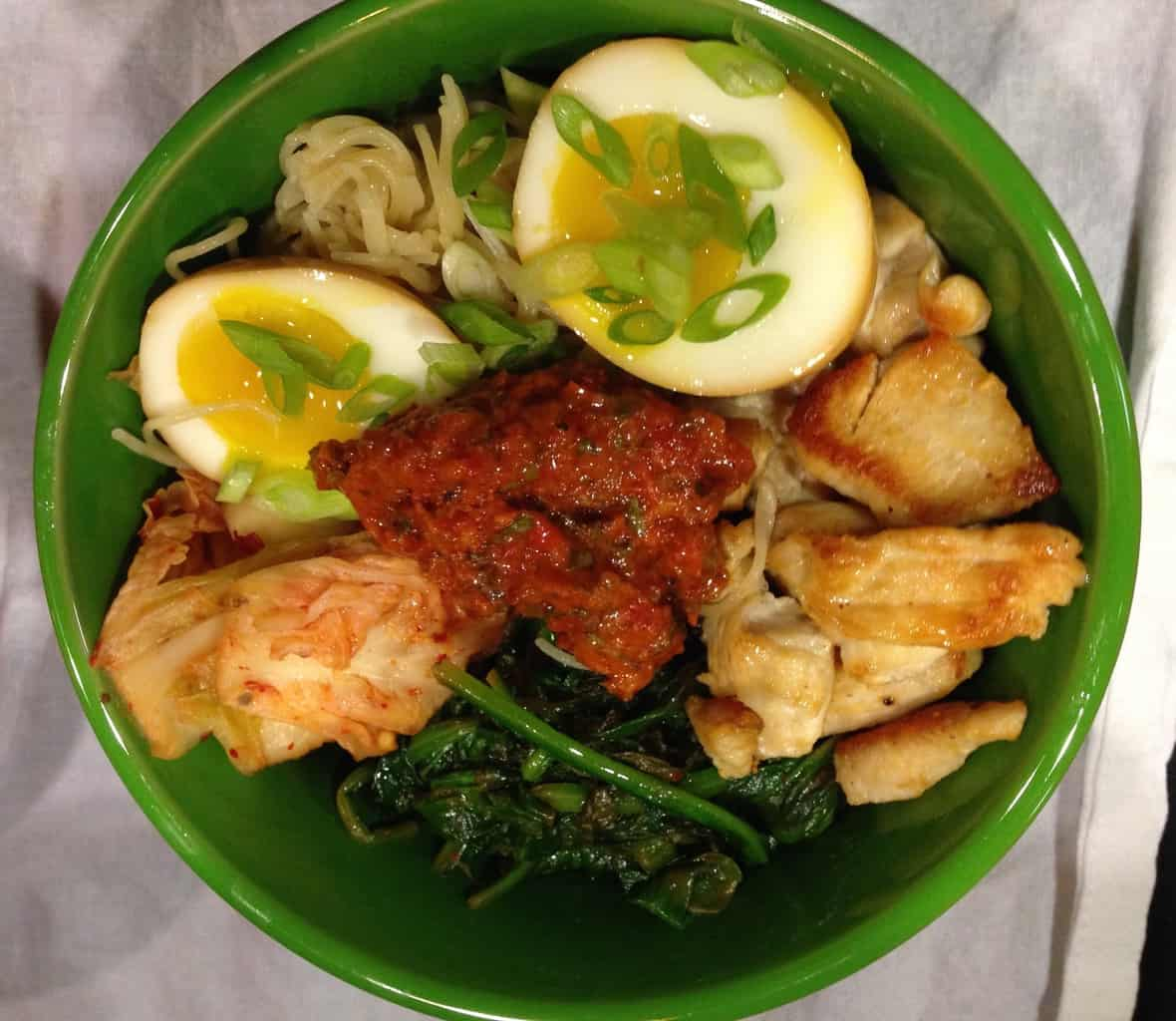 Gluten-Free Soy Sauce Eggs