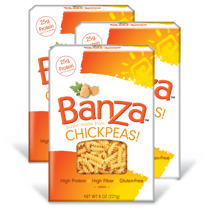 Gluten-Free Product Review: Banza Pasta