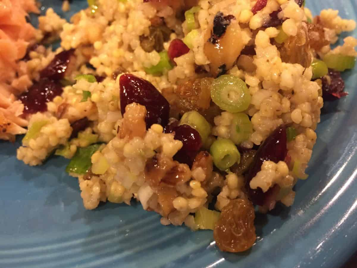 Gluten-Free Ingredient Crush: Millet